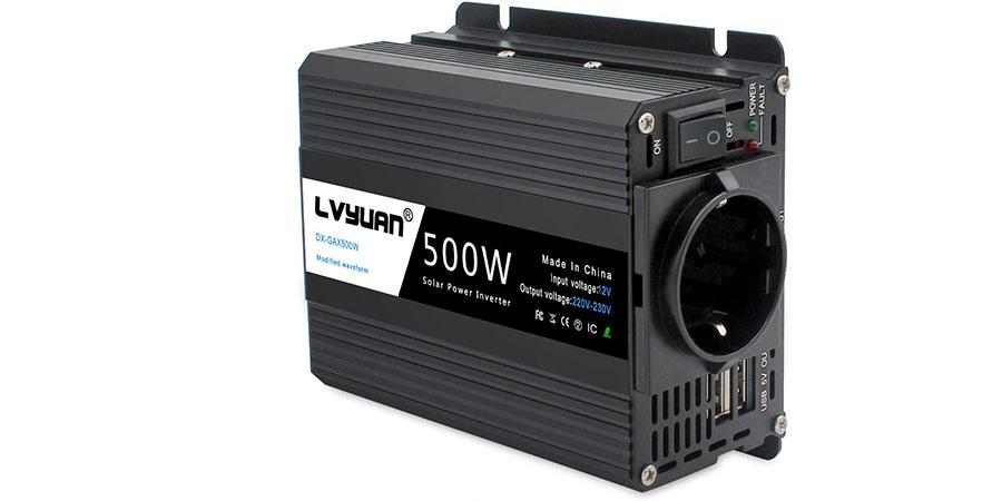 inversor de corriente yinleader 500w precio
